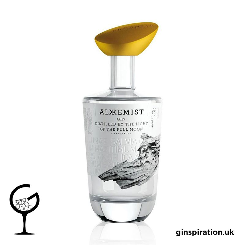 Alkkemist Gin 70cl | Ginspiration.uk