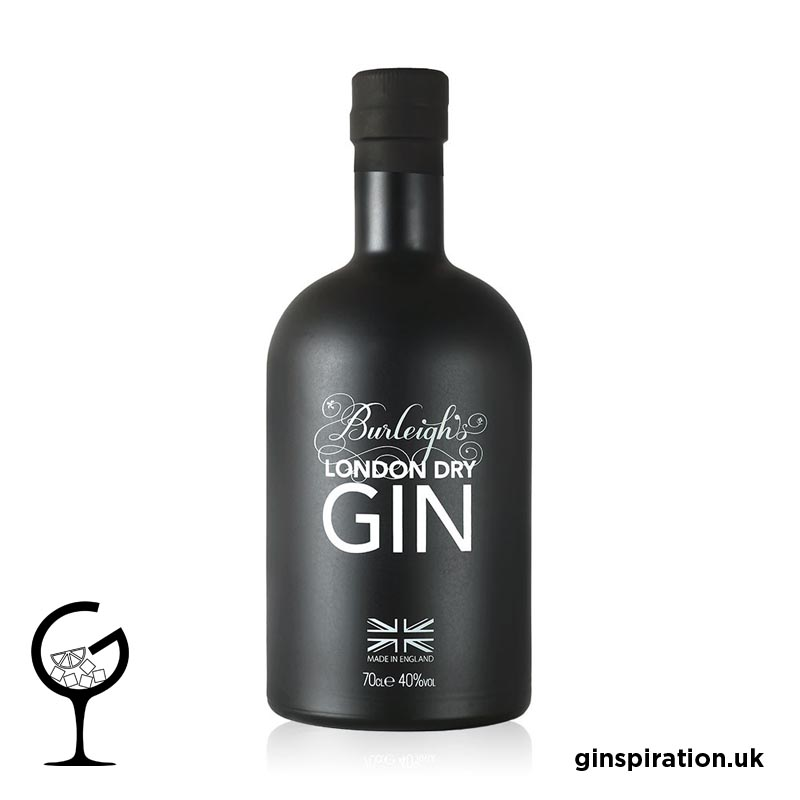 Burleighs London Dry Gin 70cl | Ginspiration.uk