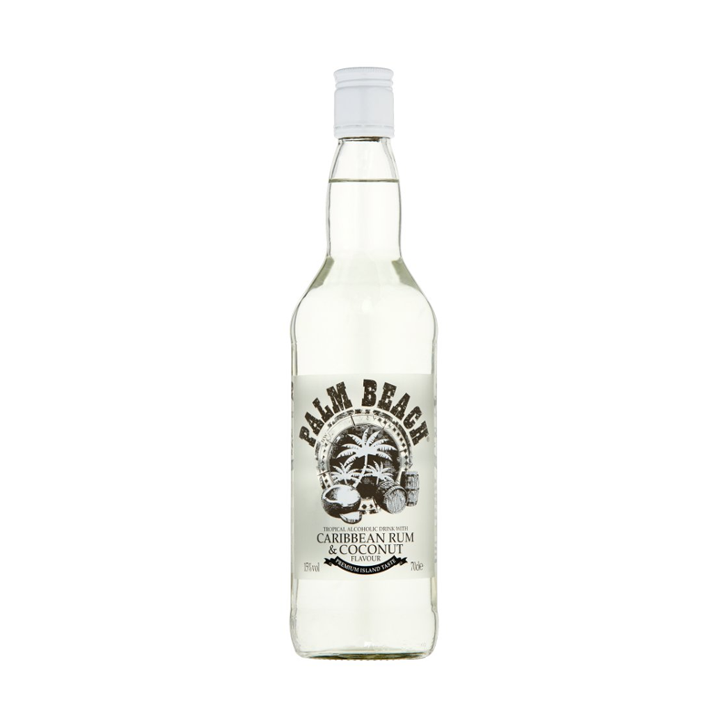 Palm Beach Tropical Alcoholic Drink 70cl