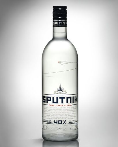 Sputnik Vodka 70cl